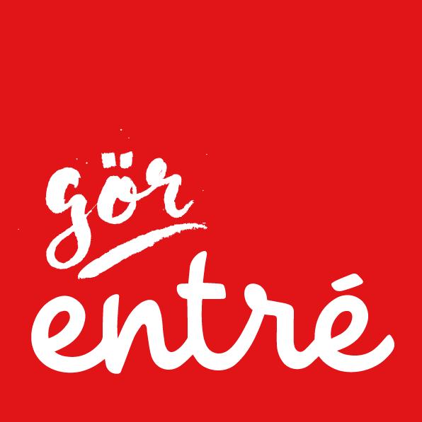 Välkommen till Entré